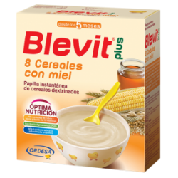 Blevit Plus 8 Getreide Honig 600 gr