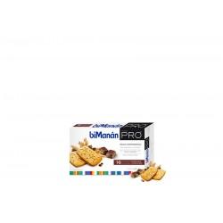 Biscotti Bimananan Pro Cereali e Cioccolato Semi 16 Uni