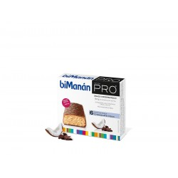 Bimanan Pro Coconut Chocolate Bar 6 Uni 27 g