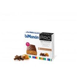 Bimanan Pro cioccolato bar caramella 6 Uni