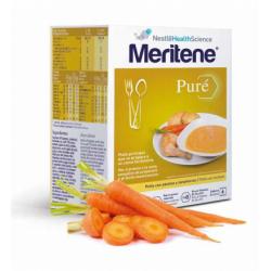 Meritene pollo Puree 6 buste x 75 grammi