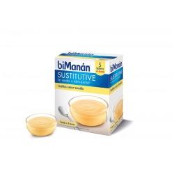 Bimanan Vanille Crème à la vanille 5 Uni