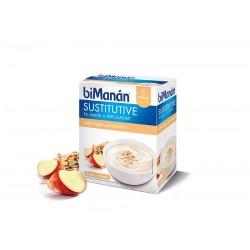 Bimanan Crème Yogourt Céréale Céréale 6 Enveloppes