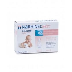 Rhinomer Bambino Narhinel Comfort Nasal Vacuum Cleaner 10 parti di ricambio morbide usa e getta