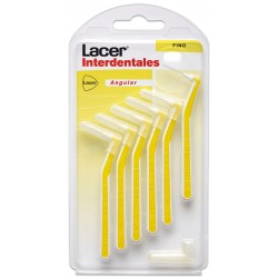 Lacer Angular Fine Interdental Brush 6 Units