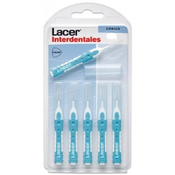 Lacer Conic Interdental Brush 6 Units