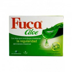 Aquilea Fuca Aloe 30 Tabletten