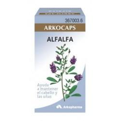 Arkocapsulas Alfalfa 45 Capsule