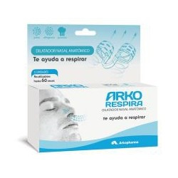 Reusable Nasal Dilator Arkorespira