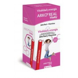 Arkoreal Vitality Royal Jelly + Vitamins 50 Bars 25 g