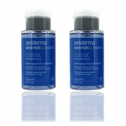 Sesderma Sensyses Classic Make-up Remover for Face and Eyes Duplo 2X200 ml