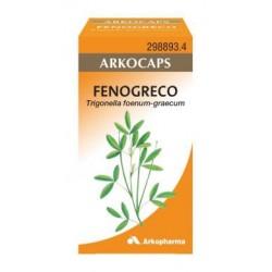 Arkocapsulas Fenogreco 48...