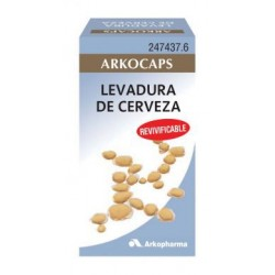 Arkocapsulas Hefe 48 Kapseln