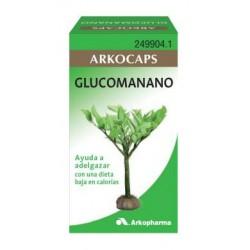 Arkocapsulas Glucomanane 80 Capsule