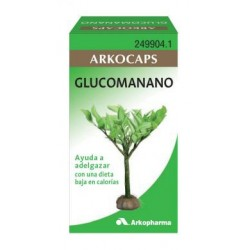 Arko Glucomannan (Konjac) 80 Kapseln