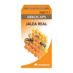Arkocapsulas Royal Jelly 48 Capsules