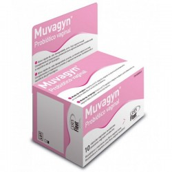 Muvagyn Vaginal Probiotique Probiotique 10 Capsules