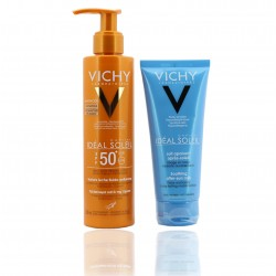 Vichy Anti-Sanding Fluid Milk 200 ml + Free Aftersun 100 ml
