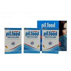 Pilfood Pack Density Woman 3 Months 270 Capsules