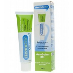 Hemoclin Antihemorroidal Gel 37 g