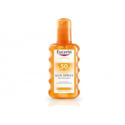 Eucerin Solar F50+ Transparent Spray Dry Touch 200 ml