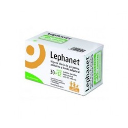 Lephanet Ophthalmic Wipes 30 +12