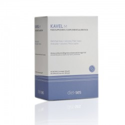 Sesderma Kavel M Hair Mass 60 Capsules