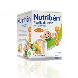 Nutriben Babyfood Bottle Start 600 gr