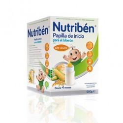 Nutriben Babyfood Flasche Start 600 g