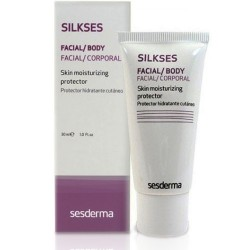 Sesderma Silkses Hydratant protecteur pour la peau 30 ml