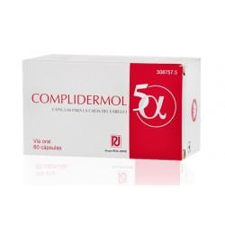 Complidermol 5 Alpha 60 Capsules