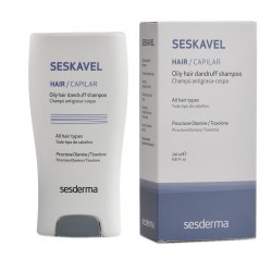 Sesderma Seskavel Anti-Grease-Dandruff Shampoo 200 ml.