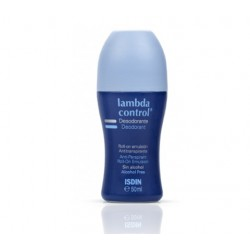 Lambda Control Deodorant Emulsion Ball 50 ml