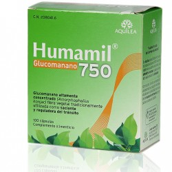 Humamil 750 mg 90 Kapseln