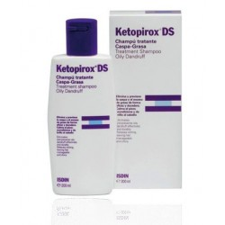 Isdin Ketopirox ds Grease Dandruff Shampoo 200 ml