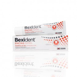 Bexident Encias Behandlung Dentifrico Gel 75 ml