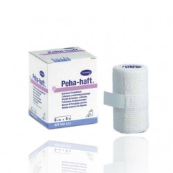 Pehahaft Venda Elastica Cohesiva Sin Latex 4X6 (4 m x 6 Cm)