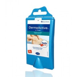 Dermaactive Hydrocalloy Hydrocolloid Toes Strips 60X18 mm 8 Uni