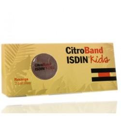 Isdin Citroband Kids + uv Tester 2 Recargas