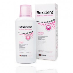 Bexident Sensitive Teeth Mundwasser 250 ml
