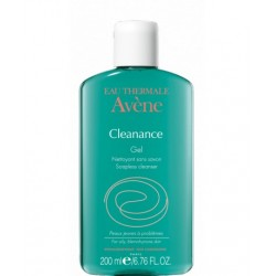 Avene Cleanance Gel detergente 200 ml