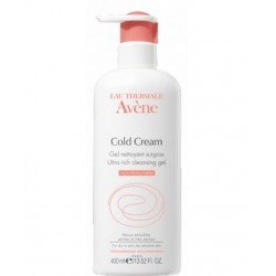 Avene Cold Cream Cleansing Gel 400 ml