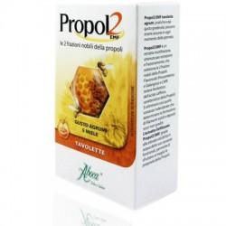 ABOCA PROPOL2 PUR CITRICO MIEL 30 TABLETAS