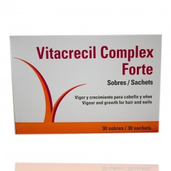 Vitacrecil Complex Forte 30 Enveloppes