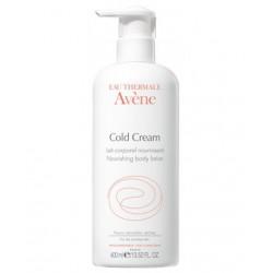 Avene Cold Cream Body Milk  400 ml
