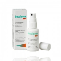 Bucalsone Plus Solucion Hidratante Bucal Spray 50 ml