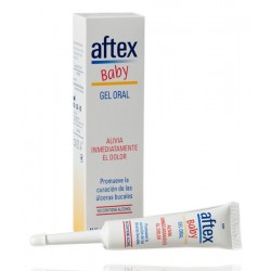 Aftex Gel Oral Baby 15 ml
