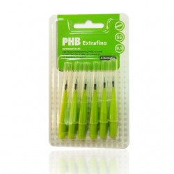 Phb Interdentaire Extra-plat 6 Uni Brush