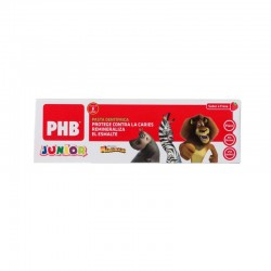 Phb Junior Dental Paste Erdbeergeschmack 75 ml