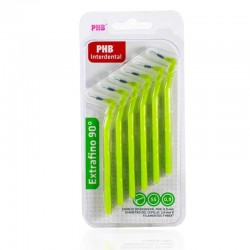 Phb Interdental Brush 90º Extra-thin 6 Uni